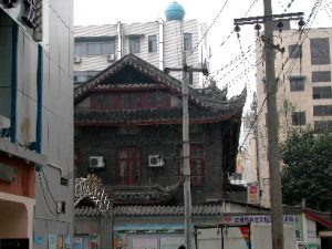 Chengdu - old and new