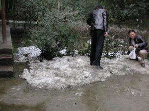snow in chengdu 2005
