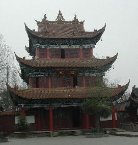 Zhaujue temple