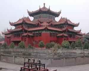 Zhaojue temple