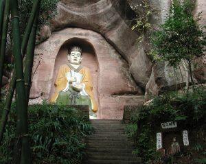 Baddha statue
